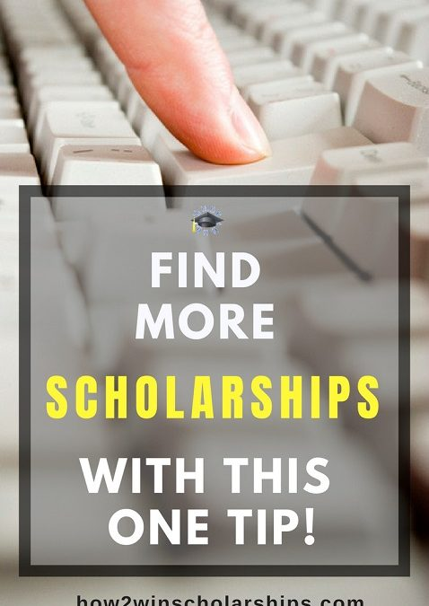 Stop Clicking to Nowhere in Your College Scholarship Search