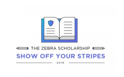 Zebra Scholarship for College – Show Off Your Stripes