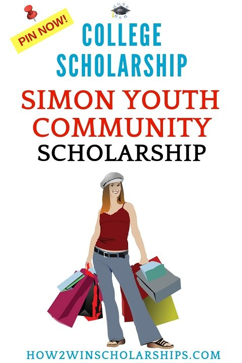 The Simon Youth Community Scholarship for College