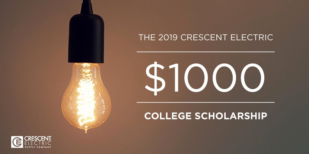 Crescent Electric College Scholarship