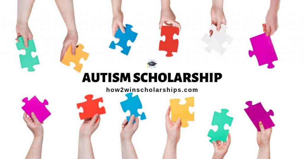 This Autism Scholarship for college is open to students and their families living with Autism Spectrum Disorder (ASD).