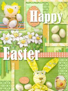 Easter Scholarship for College - Hop on over and apply!