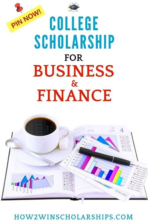 College Scholarship for Business and Finance Students - APPLY NOW!