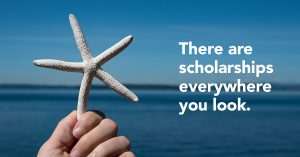 College scholarships are everywhere!