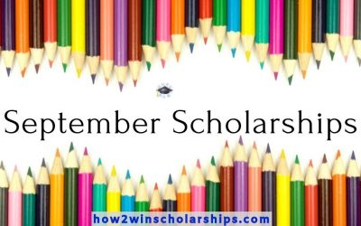 September Scholarships
