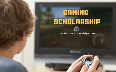 Gaming Scholarship for College