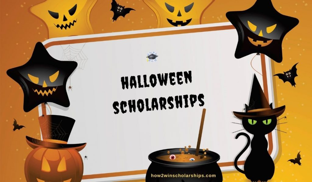 Halloween Scholarships for College - Apply if you dare!