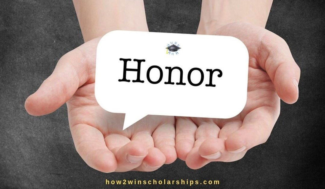 National Honor Society Scholarships