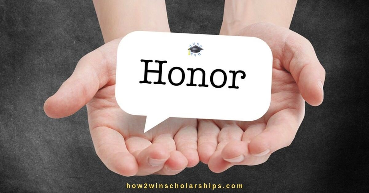 National Honor Society Scholarships - OPEN NOW!