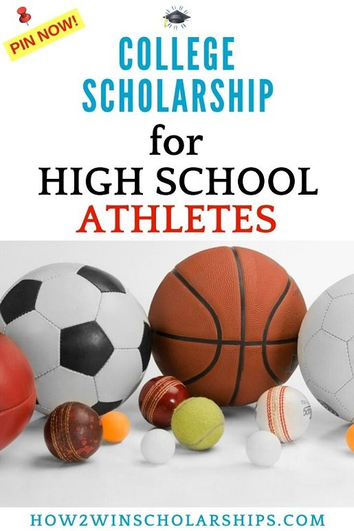 College Scholarship for High School Athletes - Foot Locker Scholarship
