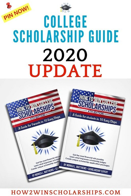 College Scholarship Guide 2020 Update - How to Win College Scholarships