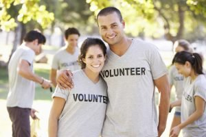Volunteering scholarship for students with a spirit of generosity.