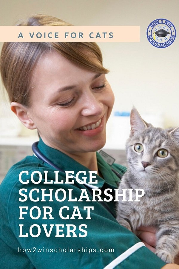 A VOICE FOR CATS - Cat Scholarship for College