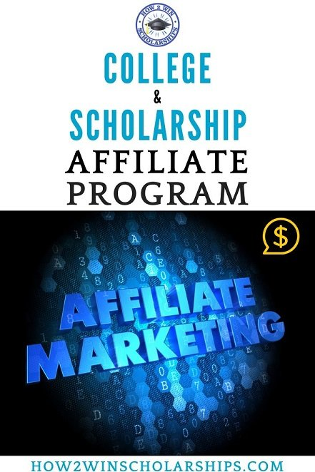 Scholarship affiliate program and college affiliate program opportunity