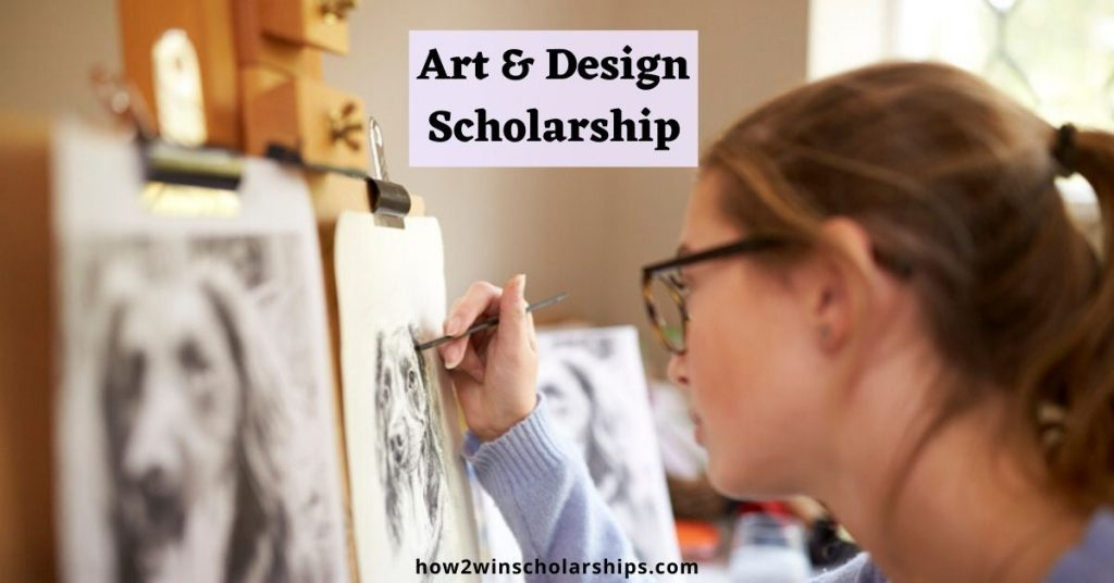 Art and Design Scholarship