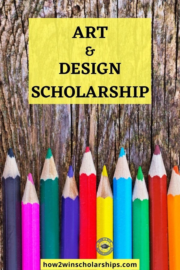 Art and Design Scholarship - Apply NOW