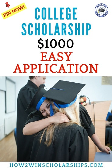 College Scholarship from ResumePundits - Easy Application
