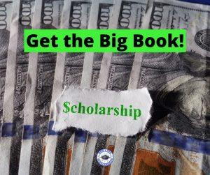 Get the Big Scholarship Book