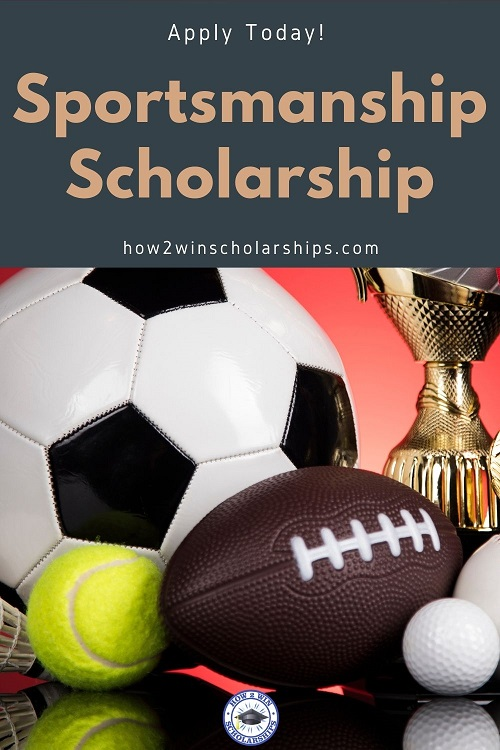 TrophyCentral Sportsmanship Scholarship for College