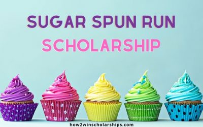 Sugar Spun Run Scholarship for Bakers and Food Lovers