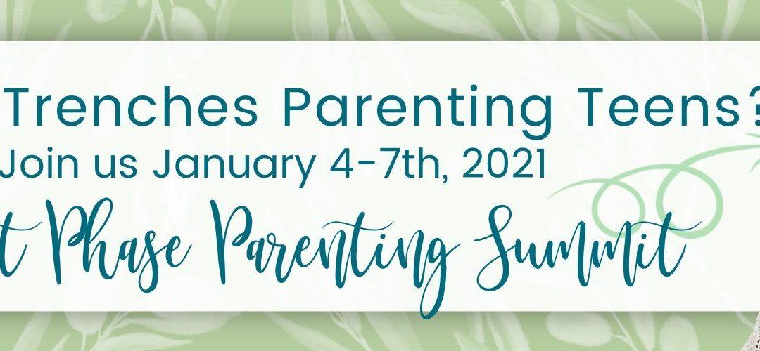 Next Phase Parenting Summit