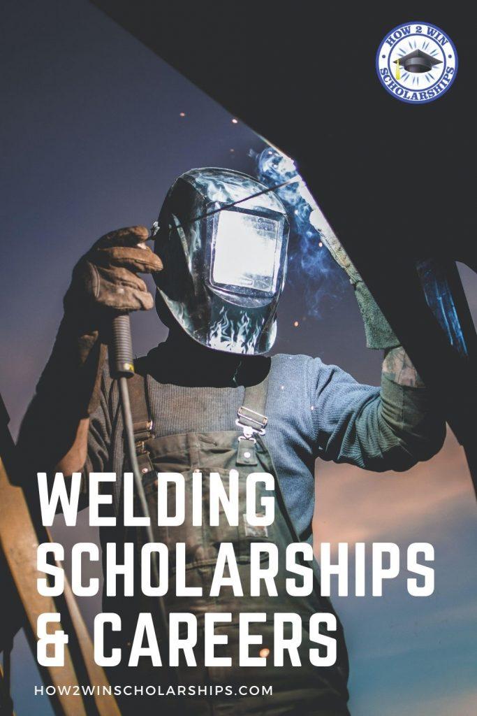 Welding Scholarships and Careers