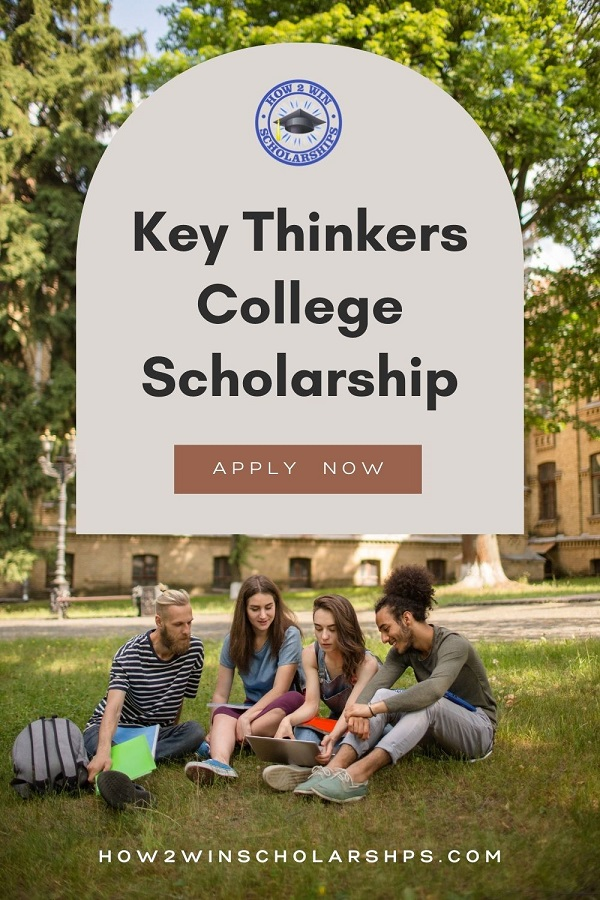 Academic Scholarship from MoneyKey - The Key Thinkers Scholarship