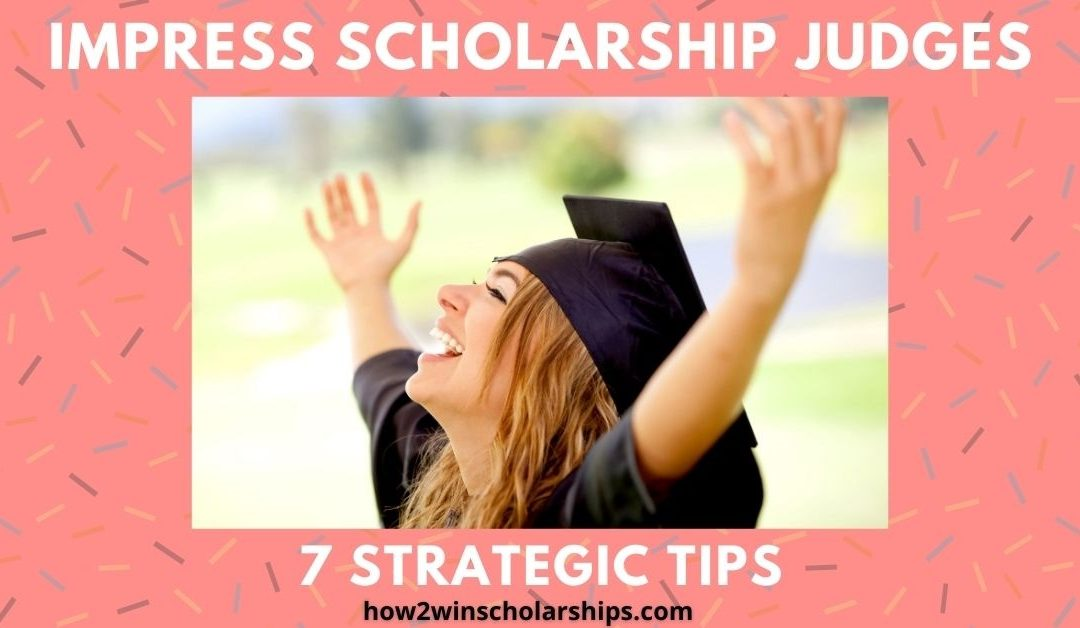 7 Strategic Ways to Avoid Scholarship Application Rejection