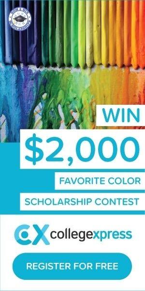 Favorite Color Scholarship for College - NO Essay
