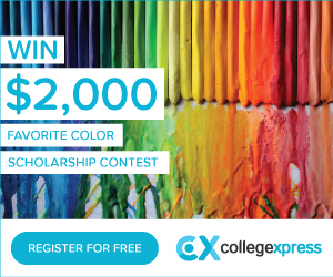 Favorite Color Scholarship