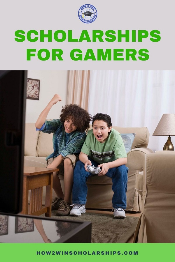Gaming Scholarships - College Scholarships for Gamers