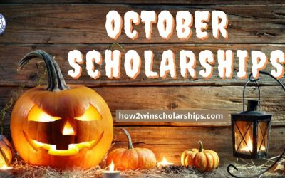 October College Scholarships You Will Not be AFRAID to Submit